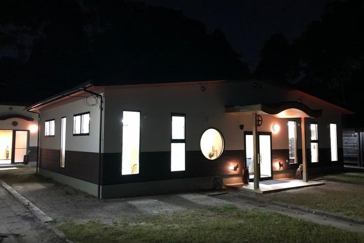 夜の慈愛堂